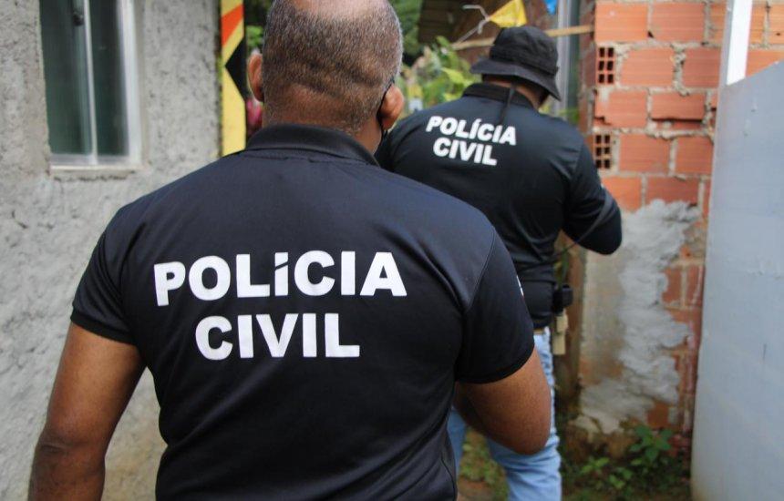 [Suspeito de tráfico de drogas de São Paulo é preso na Bahia]