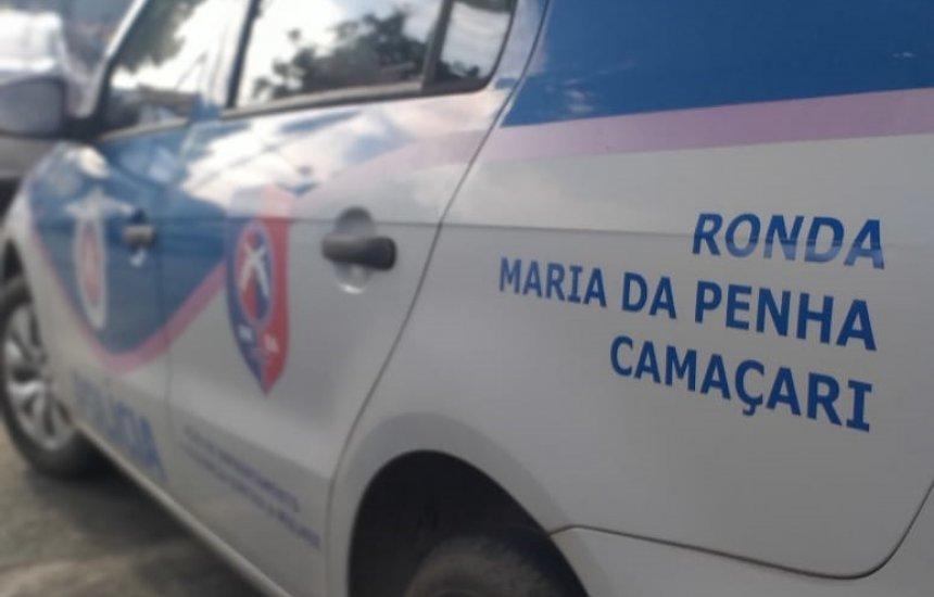 [Polícia Militar captura três homens por violência contra a mulher em Camaçari]
