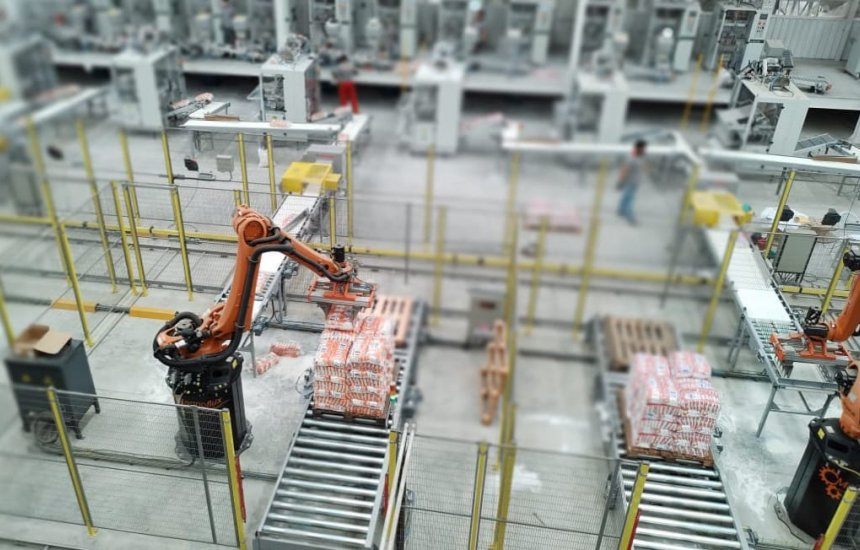 [Produção industrial baiana registra em julho melhor resultado do país; crescimento foi de 6,7%]