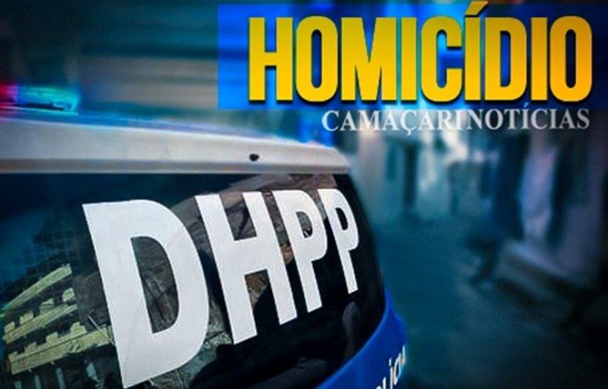 [Polícia registra homicídio em Camaçari neste domingo]