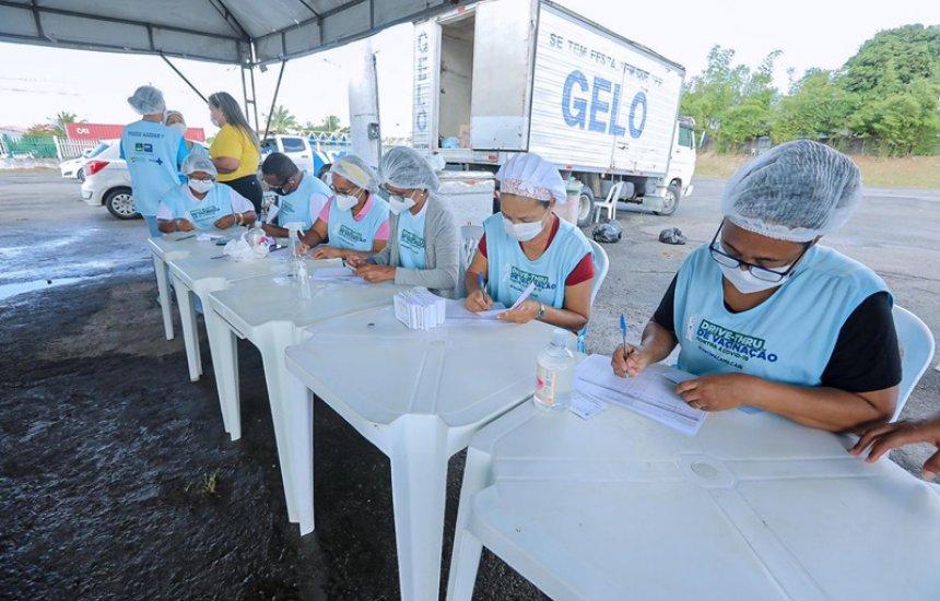 [Covid-19: Secretaria de Saúde de Camaçari abre cadastro para vacinação de adolescentes sem comorbidades]