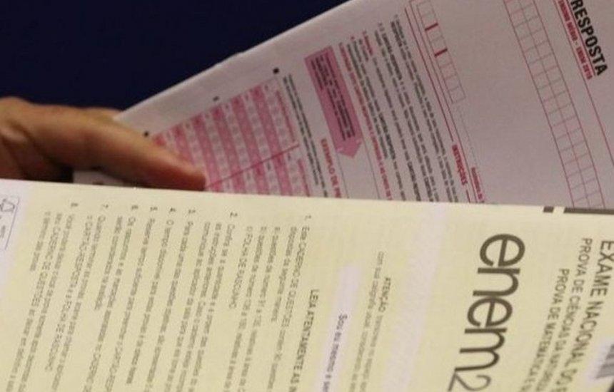 [Enem 2021: começa nesta terça prazo de inscrição para participantes isentos que faltaram às provas em 2020]