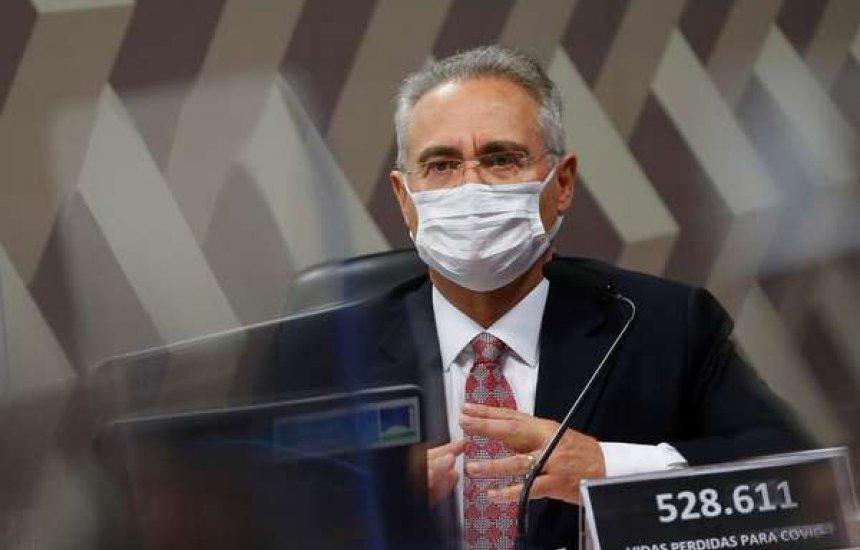 [CPI vai propor mudanças na lei do impeachment, diz Renan Calheiros]