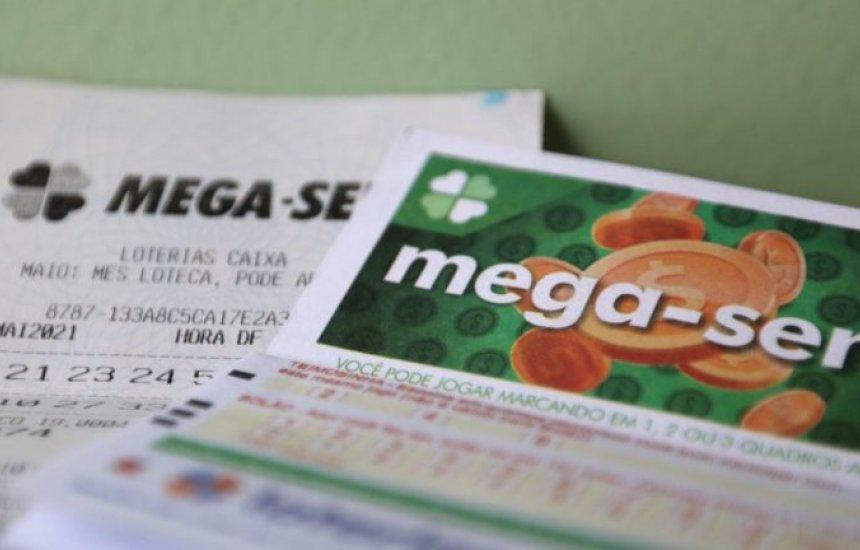 [Ninguém acerta a Mega-Sena e prêmio acumula em R$ 23,5 milhões]