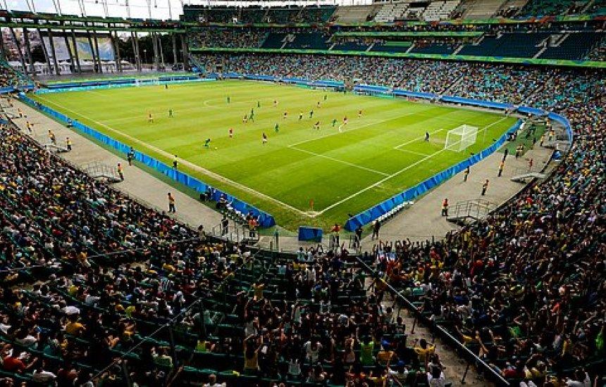 [Protocolo para retomada de público ao estádio em Salvador será publicado na segunda (20)]