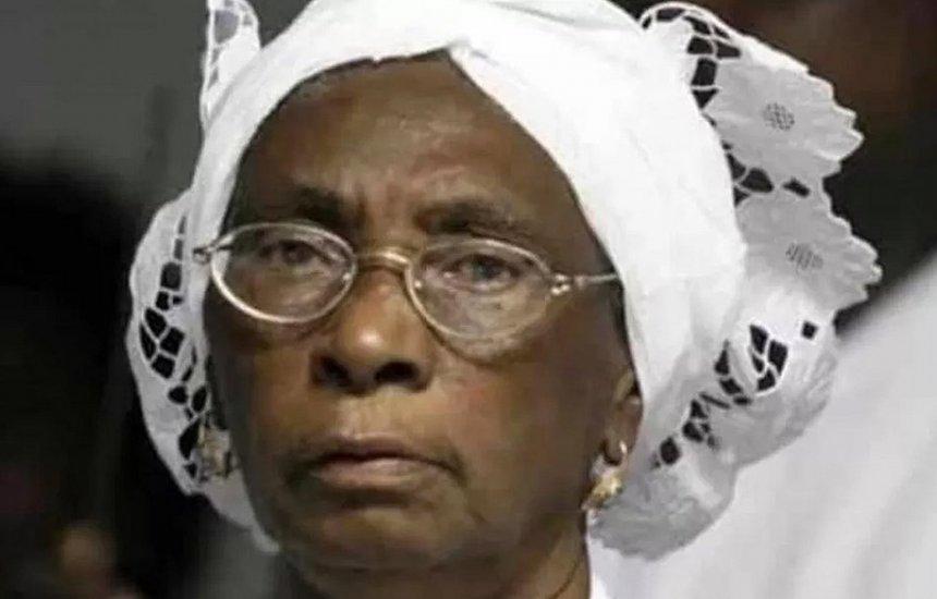 Morre Mãe Xagui, a mais velha ialorixá representante de Angola em Salvador