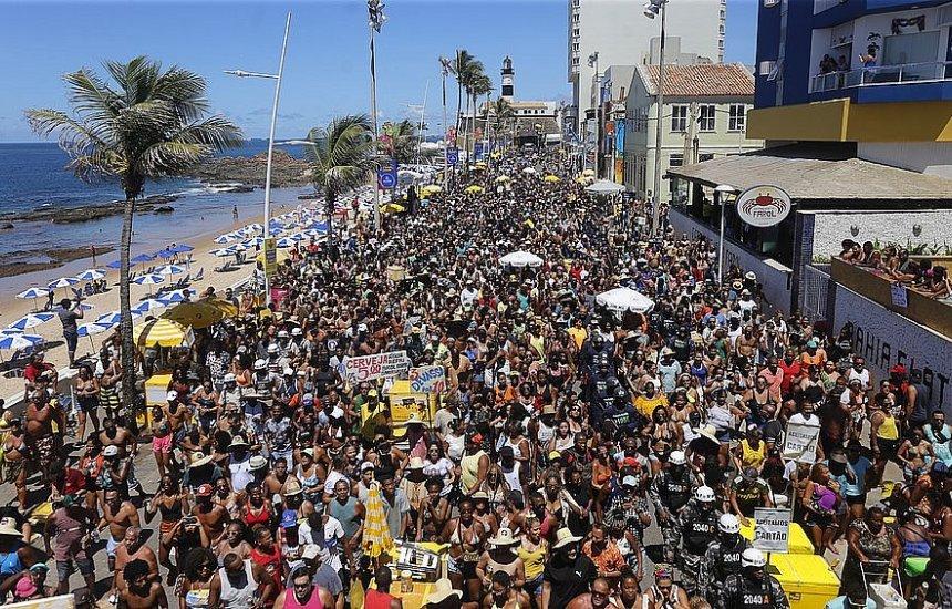 [Carnaval de Salvador precisa ser seguro e ter viabilidade econômica, diz Leo Prates]