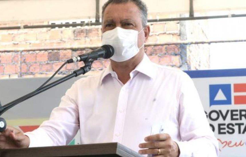 [Governador elogia comportamento de torcedores do Bahia no retorno à Fonte Nova]
