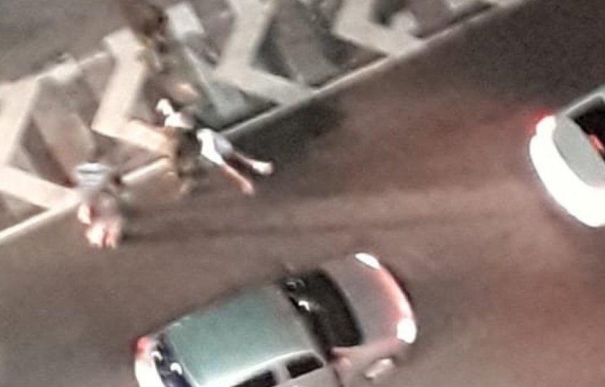 [Homem é baleado em tentativa de assalto próximo ao Salvador Shopping]