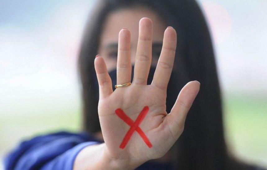 [Senado aprova medida cautelar de urgência em caso de violência contra mulher]