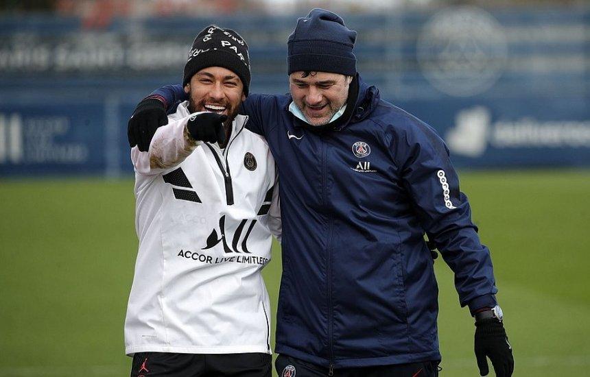 ['Neymar não é difícil de administrar', garante técnico do PSG]