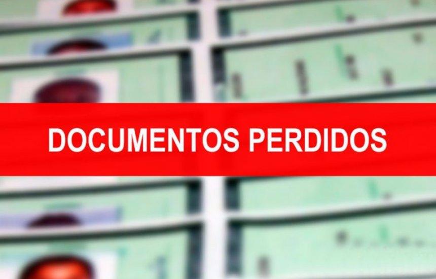 [Utilidade Pública: documentos perdidos em Camaçari]