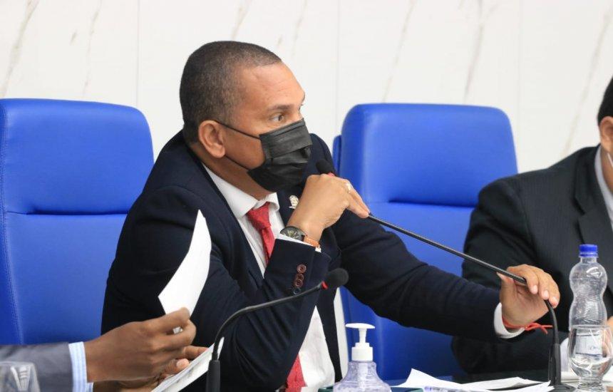[Proposta por Dentinho, Câmara discute Reforma Administrativa em audiência pública]