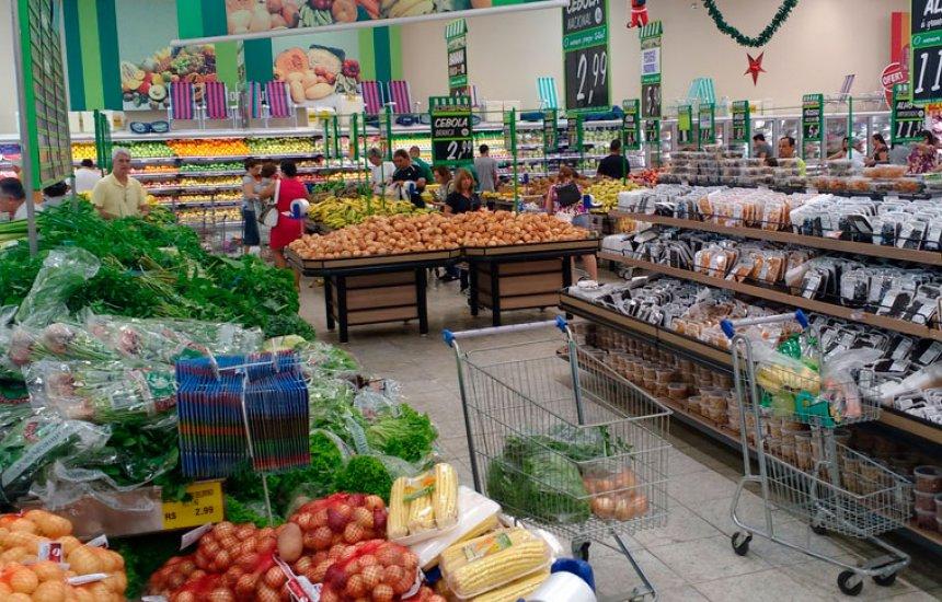 [Na prévia de outubro, alimentos voltam a ser principal pressão inflacionária na Região Metropolitana]