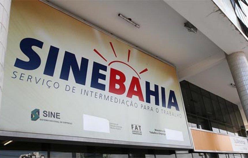 [Confira as vagas de emprego do SineBahia disponibilizadas para esta quarta-feira (27)]