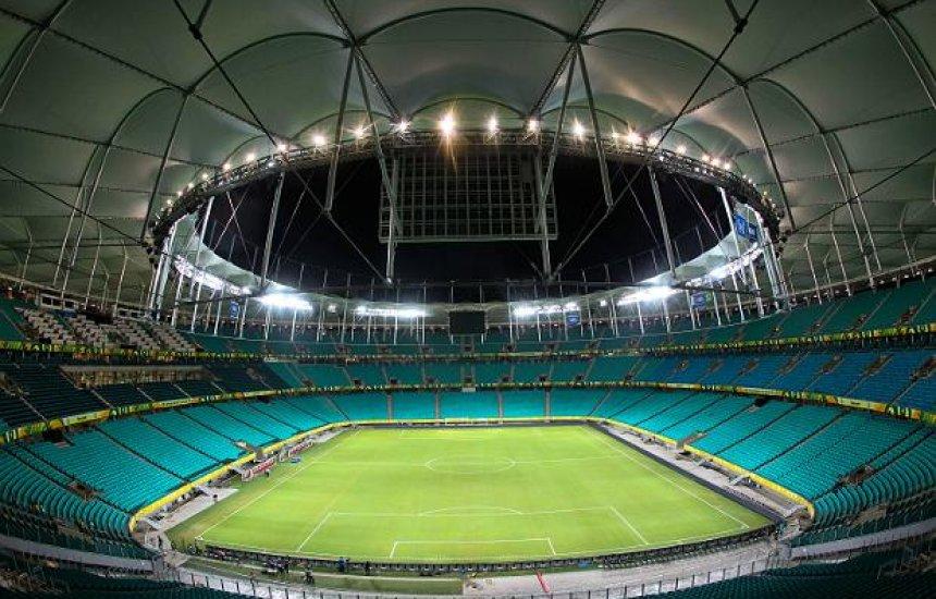 [Governo da Bahia permite ampliação de 50% da capacidade de torcedores em estádios]