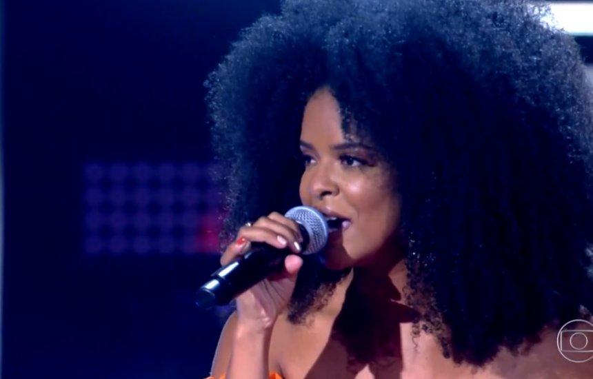 [Cantora de Camaçari, Jamily Diwlay entra para o time Lulu Santos no The Voice Brasil]