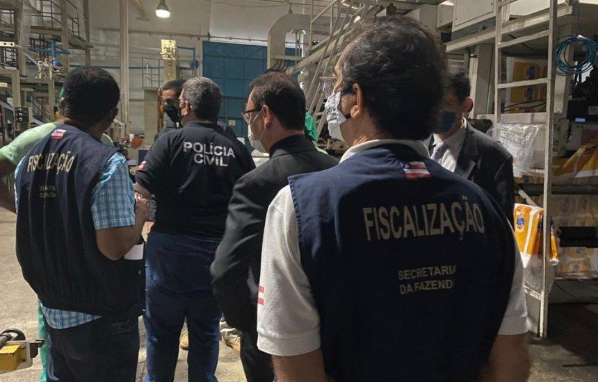 [Empresário é preso em operação contra sonegação fiscal em Salvador e região; mais de R$ 15 milhões foram ocultados]