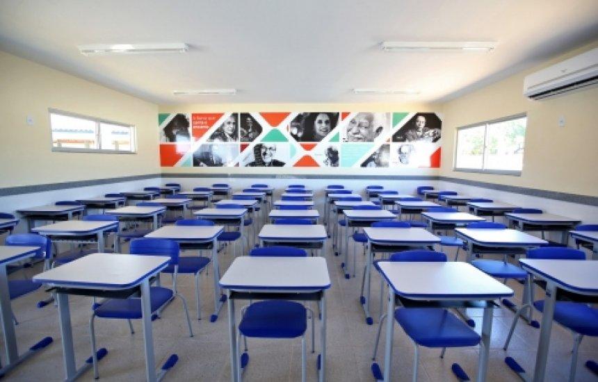 [Governo destina mais de R$ 123 milhões para construções de escolas na Região Metropolitana de Salvador]