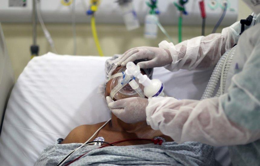 Número de internados com Covid-19 na Bahia cai 87% em relação ao pico da pandemia